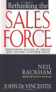 Libro Rethinking the Sales Force