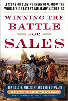 Libro Winning the Battle for Sales